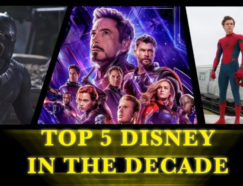 Marvel Studios Box Office – #2 of Top 5 Disney Stories of the Decade