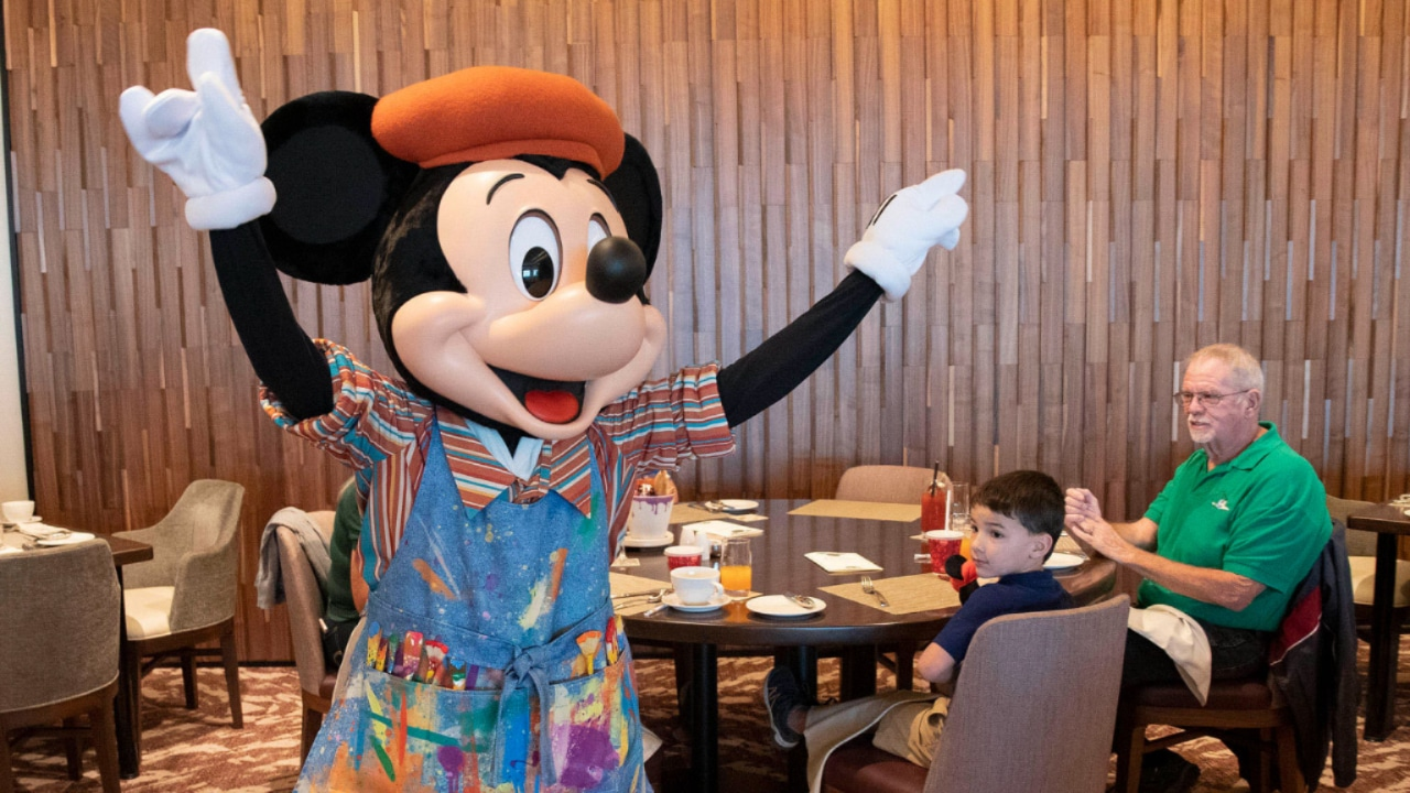 Mickey Mouse - Disney's Riviera Resort