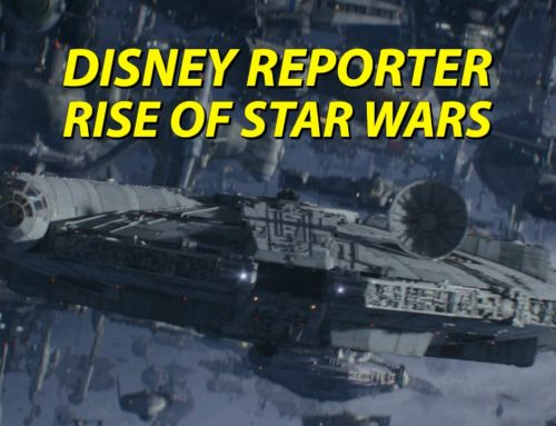 Rise of Star Wars – DISNEY Reporter
