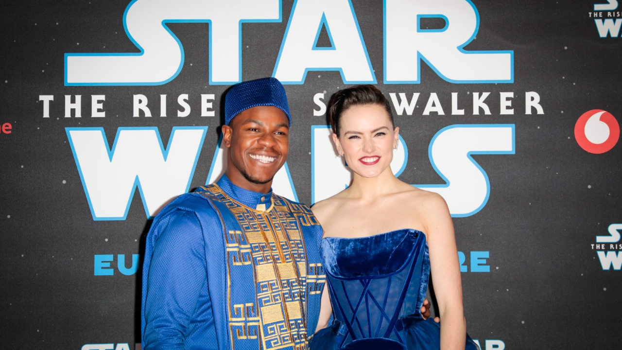 Photo Gallery: Star Wars: The Rise of Skywalker European Premiere