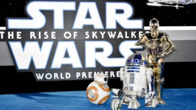 Photo Gallery: Star Wars: The Rise of Skywalker Hosts Galactic World Premiere in Hollywood