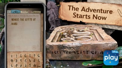"""Gifts of Mara"" Coming to Indiana Jones Adventure in Play Disney Parks App"