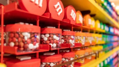 Disney Springs M&M Store Coming to Orlando in 2020
