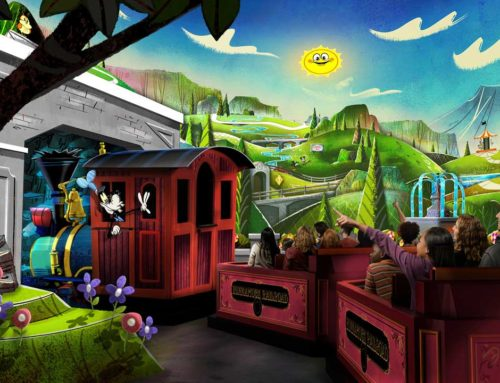 March 4, 2020 Set For Opening of Mickey and Minnie's Runaway Railway in Disney's Hollywood Studios