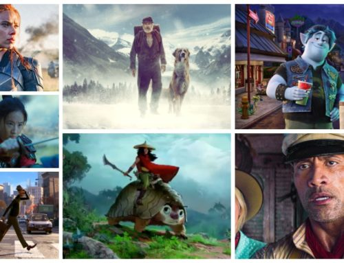 Take a Look at The Movies Disney is Releasing in 2020