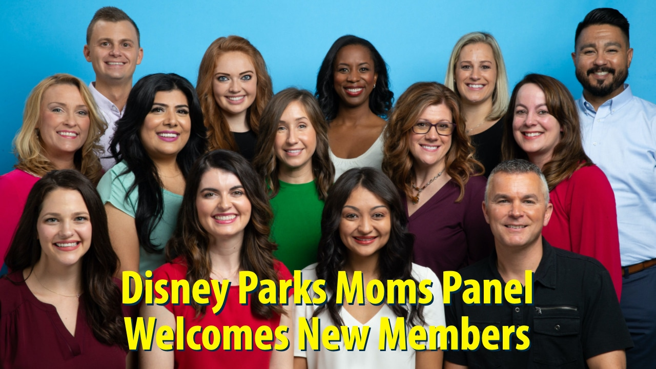 Disney Parks Moms Panel Welcomes New Members