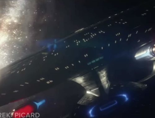 New Star Trek: Picard Blue Skies Trailer Shows the Return of the Enterprise
