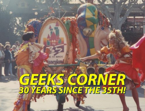 30 Years Since the 35th! – GEEKS CORNER – Episode 1017 (#488)