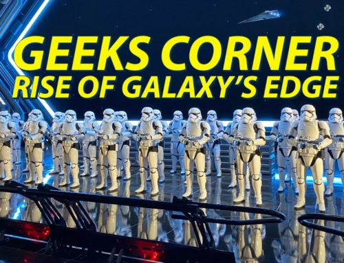 Rise of Galaxy's Edge – GEEKS CORNER – Episode 1015 (#486)