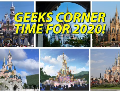Time for 2020! – GEEKS CORNER – Episode 1014 (#485)