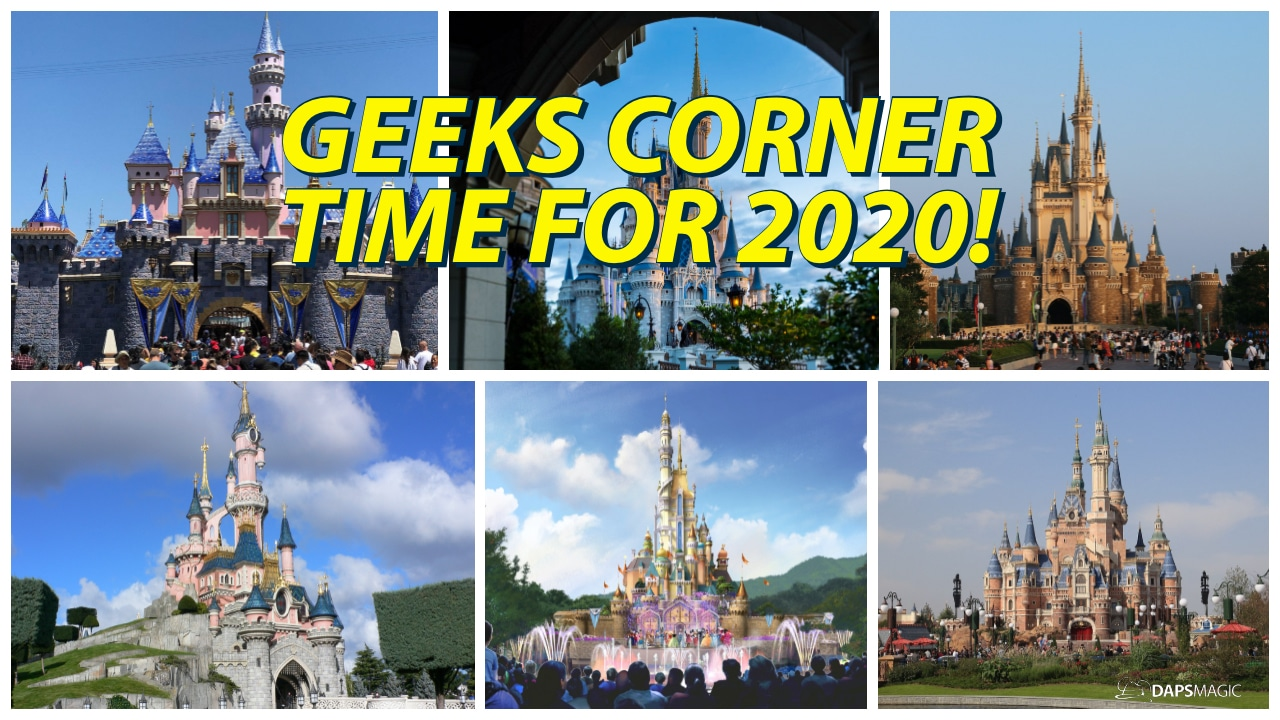 GEEKS CORNER - Time for 2020!