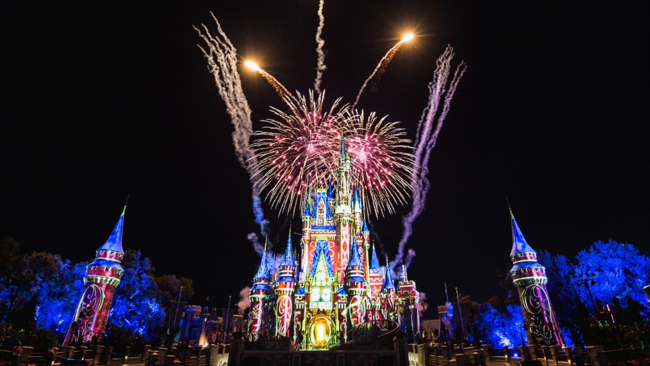 Happily Ever After - Magic Kingdom - Walt Disney World Resort