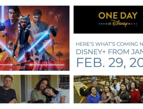 Here's What's Coming Next to Disney+ From Jan. 27 – Feb. 29, 2020