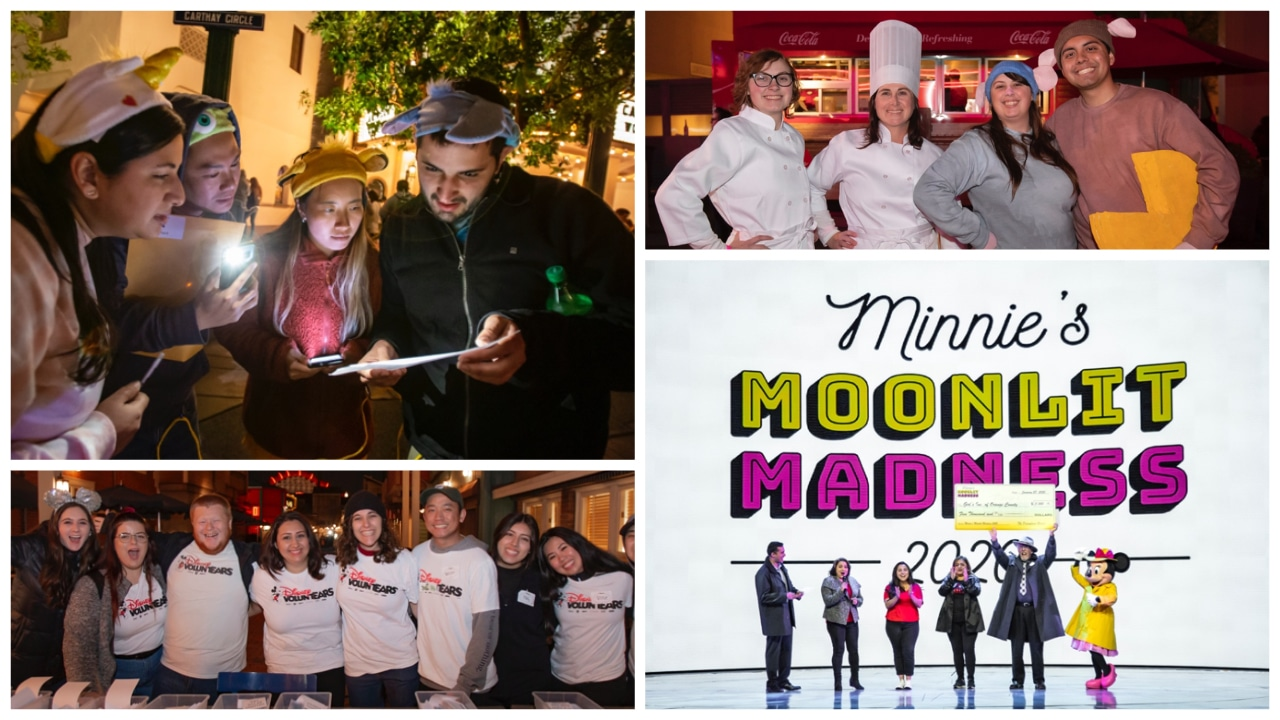 Minnie's Moonlit Madness – A Night of Fun For Cast Members That Makes a Difference