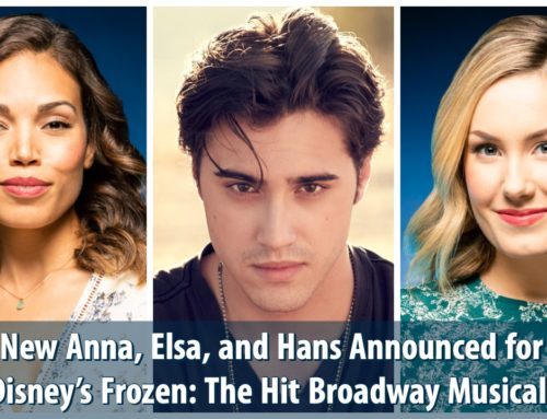 New Anna, Elsa, and Hans Announced for Disney's Frozen: The Hit Broadway Musical!