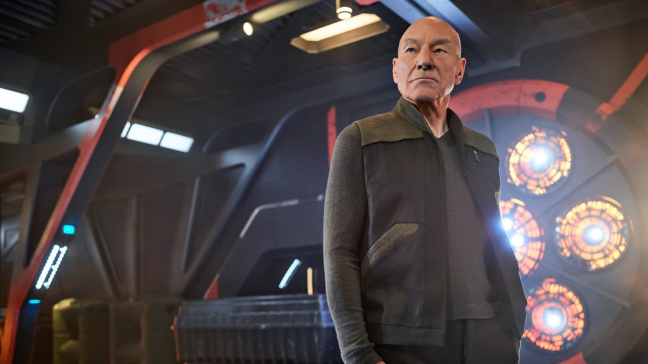 Star Trek: Picard Renewed for Second Season