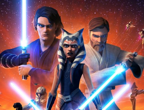 Trailer and Poster Released for Star Wars: The Clone Wars Ahead of February Return