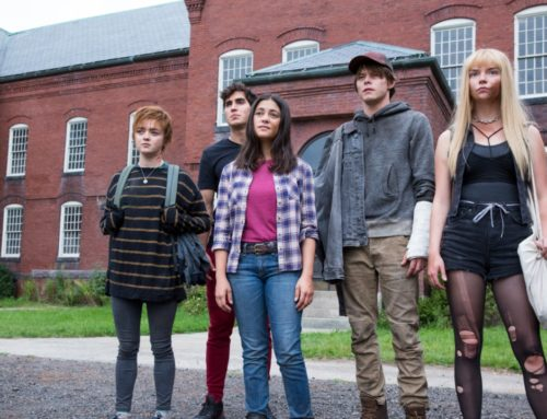 Marvel and 20th Century Fox Release Trailer and Images for The New Mutants