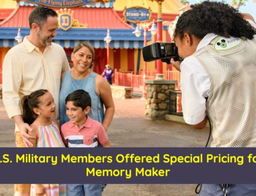 U.S. Military Members Offered Special Pricing for Memory Maker