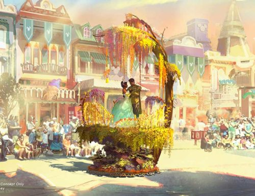 "Another First Look At ""Magic Happens"" Coming to Disneyland Park on February 28"