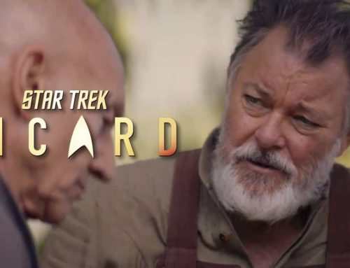 Next Generation Characters Return in New Star Trek: Picard Teaser
