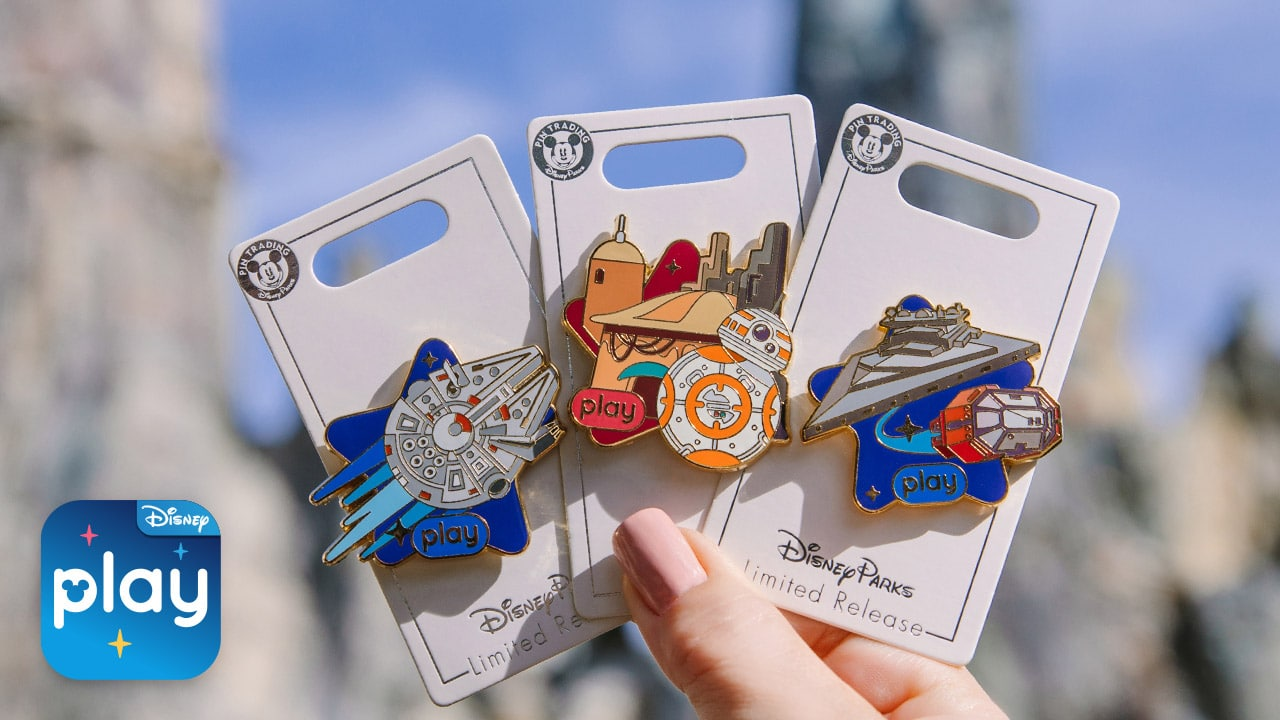 New Exclusive Pins Available for Star Wars: Datapad Achievements