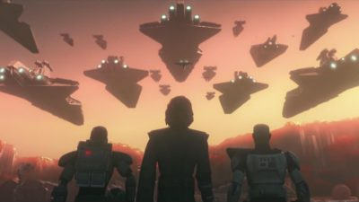 Release Date For Star Wars: The Clone Wars Season 7 Premiere Revealed