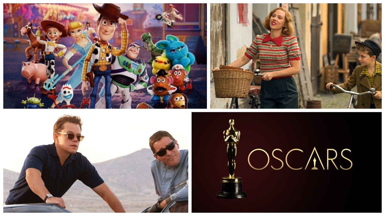2020 Disney Oscar Winners