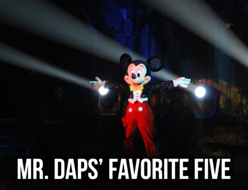 Mr. DAPs' Favorite Five – Shows at the Disneyland Resort
