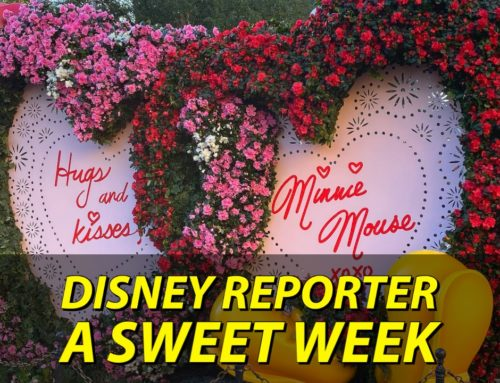 A Sweet Week – DISNEY Reporter