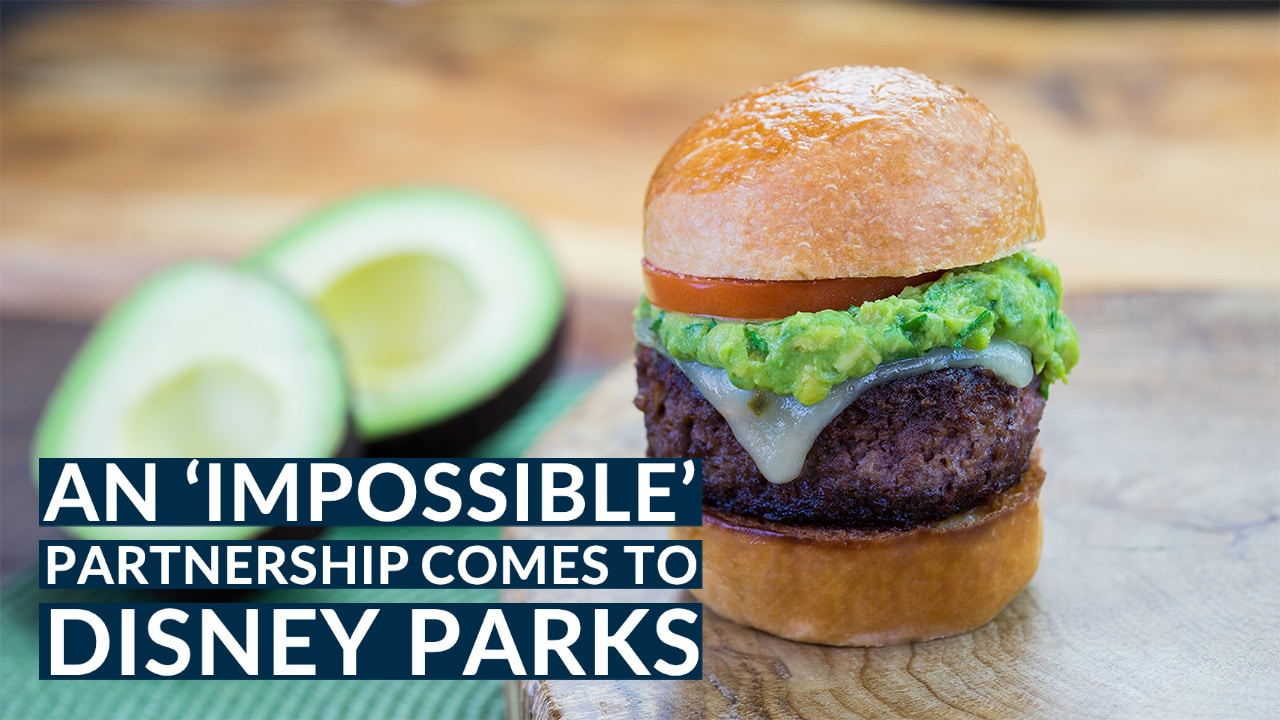 An 'Impossible' Partnership Comes to Disney Parks