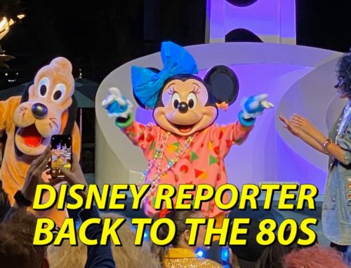 Back to the 80s – DISNEY Reporter