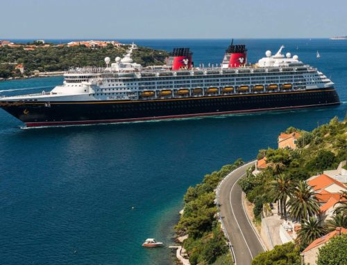 Disney Cruise Line Returns to Greece and Offers an Exciting Array of Itineraries for Families in Summer 2021