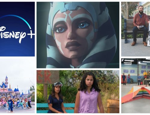 Here's What's Coming to Disney+ in March!