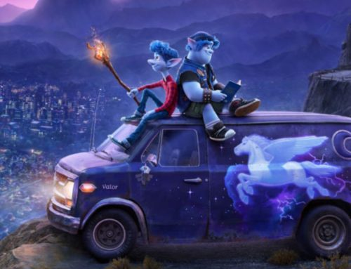 It's All About Focus in Newly Released Clip from Disney-Pixar's Onward