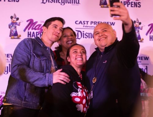 "Disneyland Resort Cast Members Treated to Exclusive Preview of ""Magic Happens"""