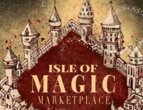 Shop Wizards and the Magic Kingdom at Isle of Magic Marketplace February 2020