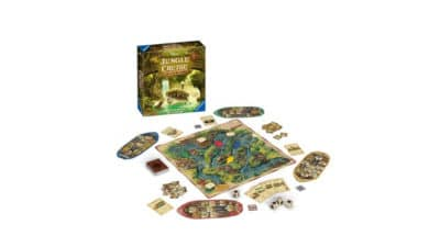 Jungle Cruise Board Game Arriving This Summer
