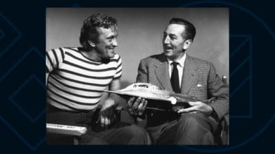 Kirk Douglas Dead at 103 – Starred in Disney's 20,000 Leagues Under the Sea