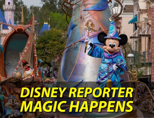 Magic Happens – DISNEY Reporter