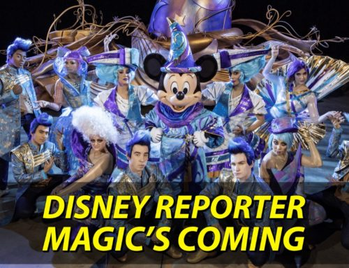 Magic's Coming – DISNEY Reporter