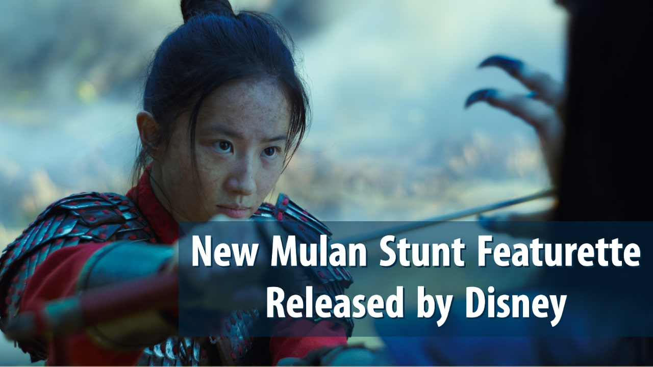 New Mulan Stunt Featurette Released by Disney