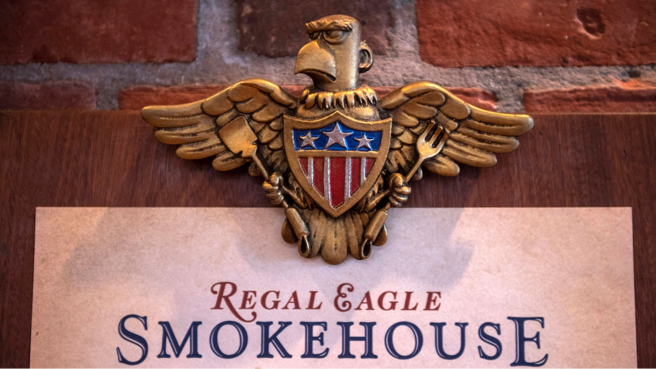 Regal Eagle Smokehouse: Craft Drafts & Barbecue Opens at EPCOT!