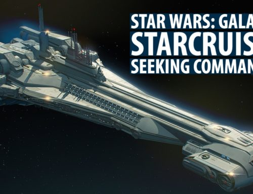 Star Wars: Galactic Starcruiser Seeking Commander