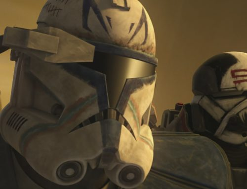 Season Premiere Clip and Images for Final Season of Star Wars: The Clone Wars Released