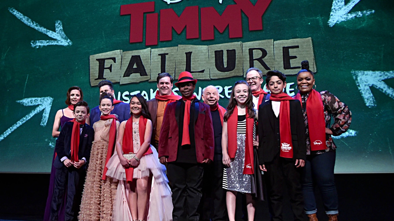 Cast, Crew, and Special Guests Turn Out For Timmy's Failure: Mistakes Were Made Hollywood Premiere