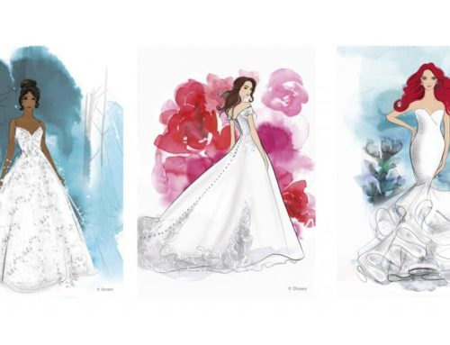 Get Married in a Royal Fashion with Disney Princess-Inspired Wedding Gowns