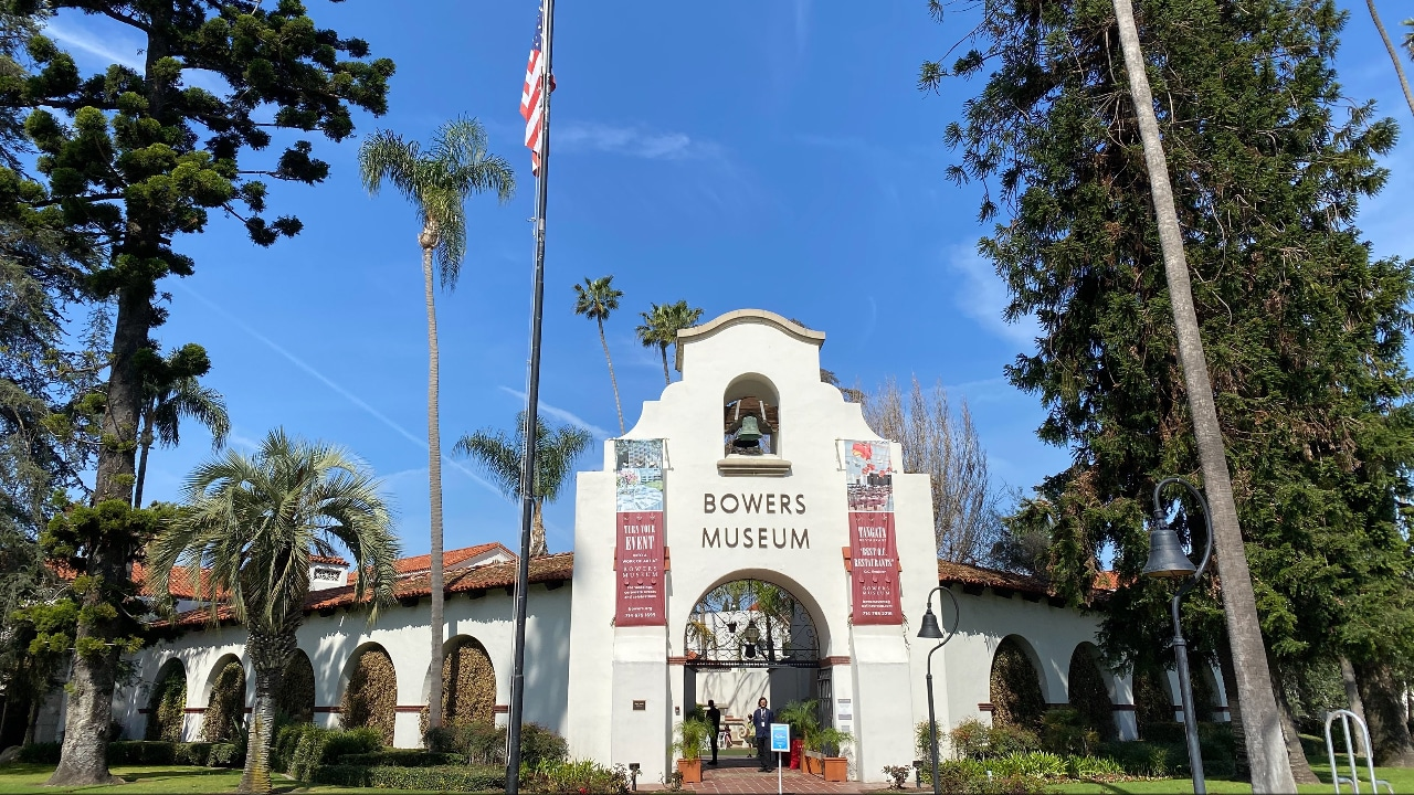The Bowers Museum Temporarily Closing Starting March 17