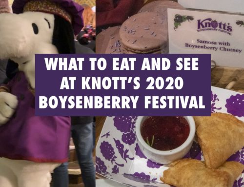 What You Should Eat and Do at the Knott's Berry Farm 2020 Boysenberry Festival