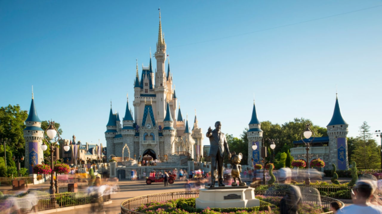Cinderella Castle - Walt Disney World Resort